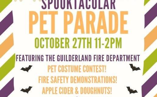 Spooktacular Pet Parade